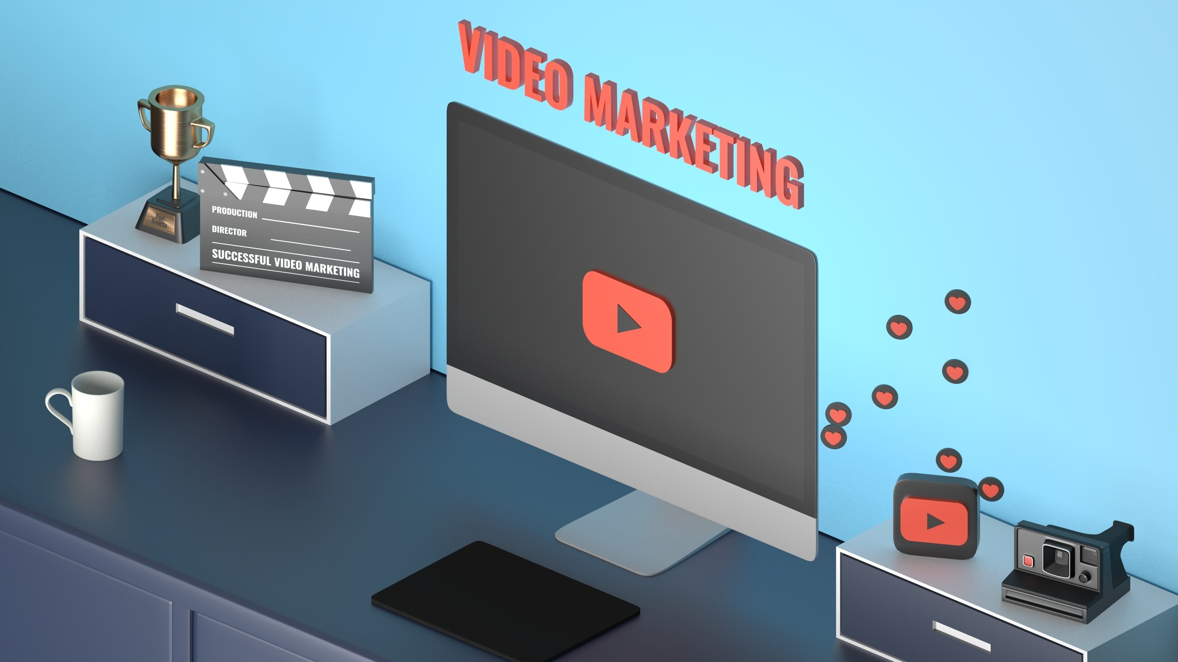 The gist of video marketing